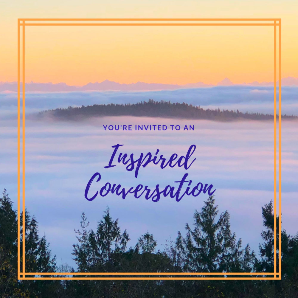 Inspired Conversation Cards