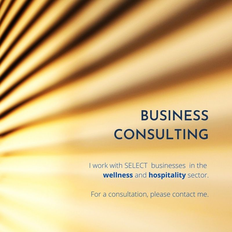 Consulting For Wellness Businesses